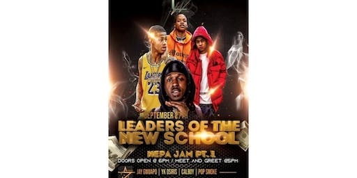 Leaders Of The New School  NEPA JAM Pt.1