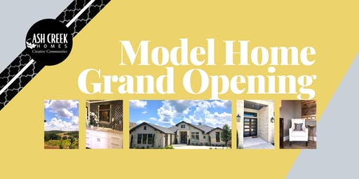 Model Home Grand Opening | Serene Hills