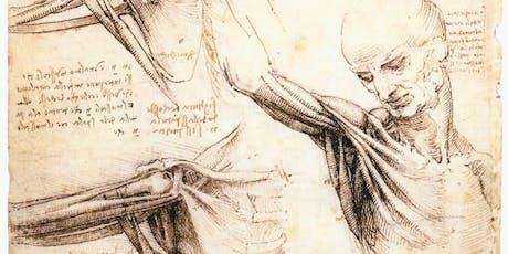 "HistMed Lecture Series: ""Between Art and Anatomy: Leonardo da Vinci and Marco Antonio dalla Torre."" tickets"