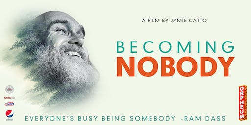 Ram Dass: Becoming Nobody