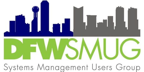 DFWSMUG September 2019 Meeting tickets