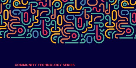 Community Technology Series: Social Impact Coworking Afternoon & Happy Hour tickets