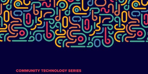 Community Technology Series: Social Impact Coworking Afternoon & Happy Hour