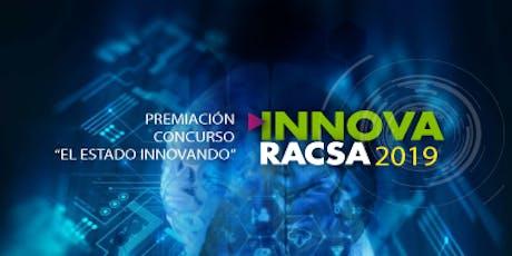 Premio InnovaRacsa entradas