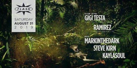 Gigi Testa - Ramirez - markintheDark tickets