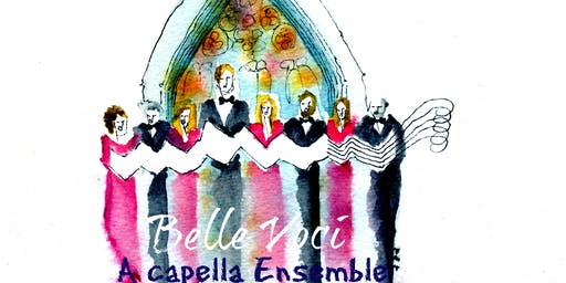 Belle Voci A Cappella Festival Abbotsford  Concert