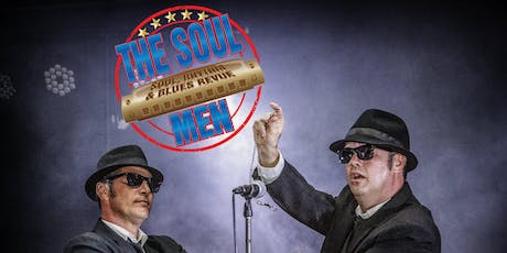 The Soulmen Blues Brothers tickets