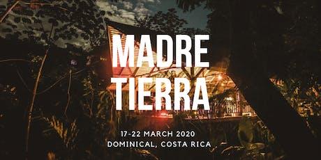 MADRE TIERRA ECO-ART THERAPY & YOGA RETREAT tickets