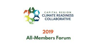 Capital Region Climate Readiness Collaborative - 2019 Annual Members Forum