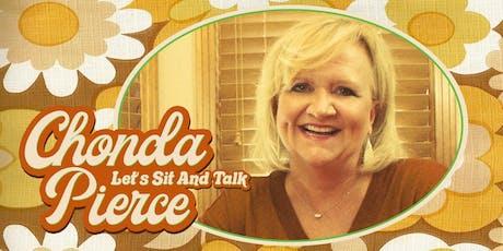 Chonda Pierce: Let's Sit And Talk Tour tickets