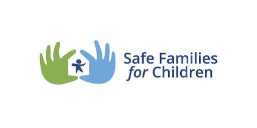 Safe Families for Children in Visalia - Informational Meeting