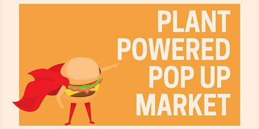 Plant Powered Pop Up Market: ABQ Collective