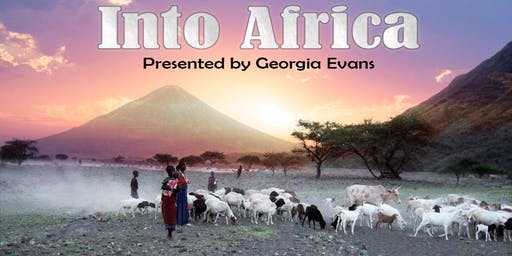 Into Africa with Georgia Evans