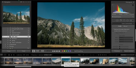 Lightroom Classic Essentials Part 2 with Kate Hailey tickets