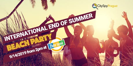 International End-of-Summer Party tickets