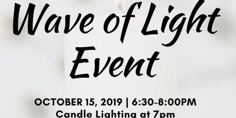 Wave of Light: Candlelight Vigil tickets