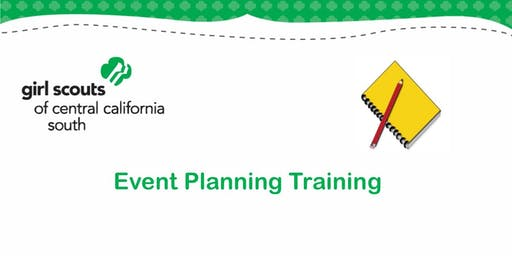 Event Planning Training - Kern