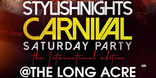 "Stylishnights ""international"" Carnival Party"