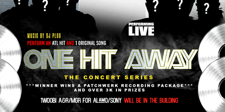 One Hit Away: The Concert Series tickets