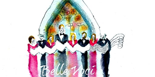 Belle Voci A Cappella Festival Aldergrove Concert