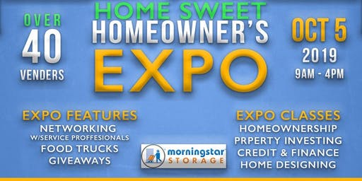 Home Sweet Homeowner's Expo & Workshops