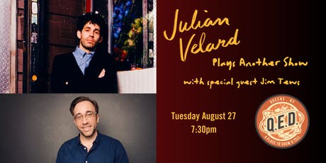 Julian Velard: Plays Another Show with Jim Tews tickets