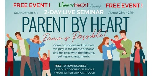 Parent by Heart FREE Seminar