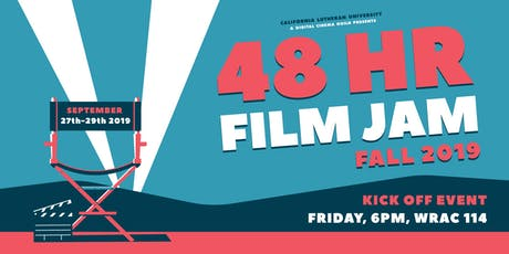 CLU 48HR FILM JAM FALL 2019 tickets