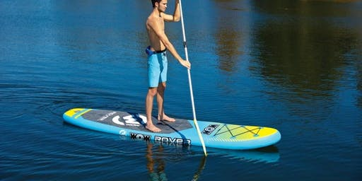 Paddle Board Rentals Lake Clementia Sept 8