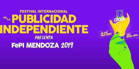 FePI Mendoza 2019 - Tiempo de Creativos entradas