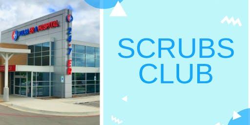 Scrubs Club at Tulsa ER & Hospital