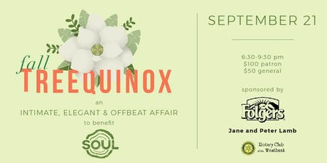 SOUL's Fall Treequinox Fundraiser tickets