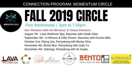 Women's Connection: September Momentum Circle  tickets