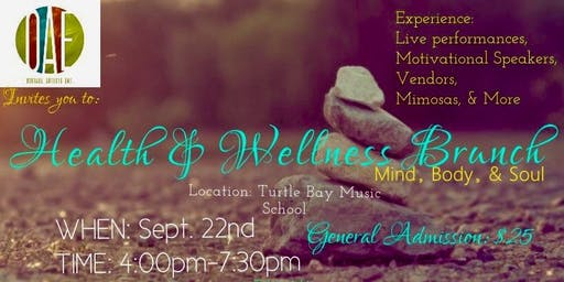 Overall  Artists Entertainment Presents: Mind, Body, &  Soul