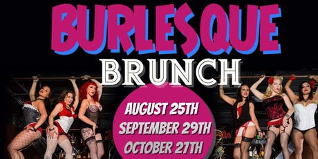 Burlesque Brunch Long Beach tickets