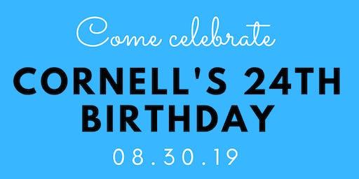 Cornell's Surprise Party