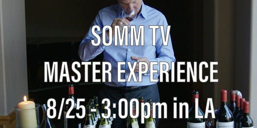 SOMM TV Master Experience - Blind Tasting with Jay Fletcher