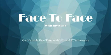 Face to Face with Investors tickets