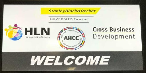 AHCC & Stanley Black & Decker Tool Training and Safety EXPO
