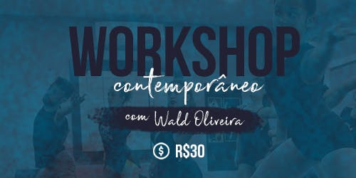 Workshop de Dança Contemporânea