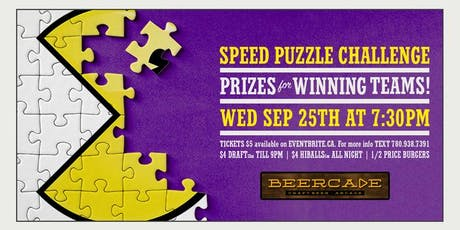 Puzzle Night tickets