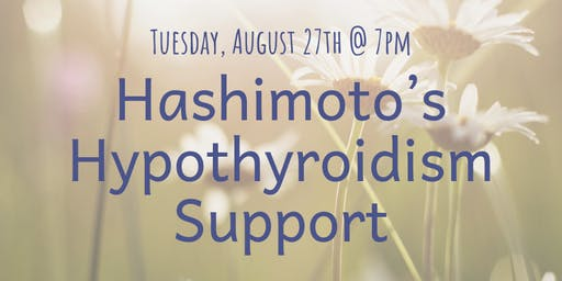Hashimoto's Hypothyroidism Support (Jenna's personal journey and protocols)