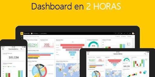 Aprende a crear un Dashboard en 2 horas con Power BI