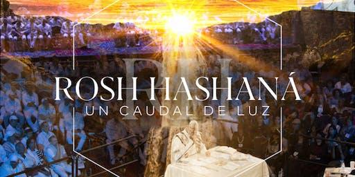 RHCENYCON1  Rosh Hashana México 2019   29sep, 30sep, 1oct