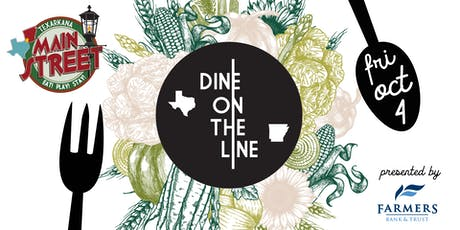 Dine on the Line 2019 tickets
