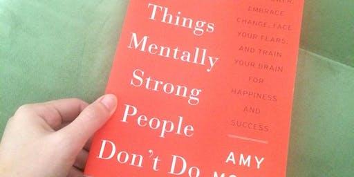Mental Habits for Success - Jon Sommer