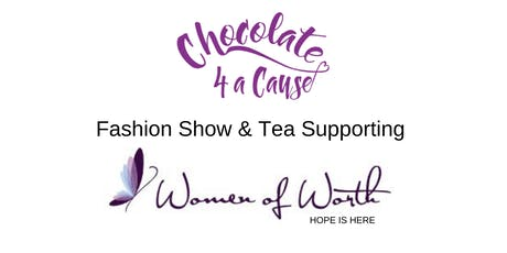 Chocolate 4 a Cause - Supporting Women of Worth tickets