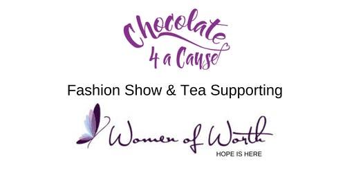 Chocolate 4 a Cause - Supporting Women of Worth