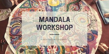 Mandala Workshop tickets