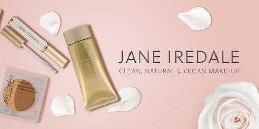 Jane Iredale Master Class ! One on One Appointments!